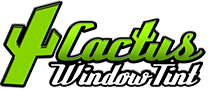 Cactus Window Tint | Automotive, Residential & Commercial Window Tinting – Scottsdale, AZ Logo